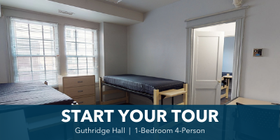 Tour Guthridge 4-person