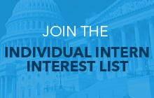 Join the Individual Intern Interest List