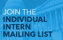 Join the Intern Mailing List