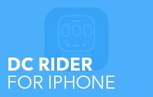 DC Rider for Iphone