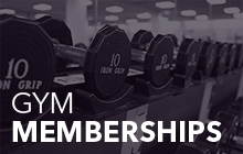 Summer Gym Memberships