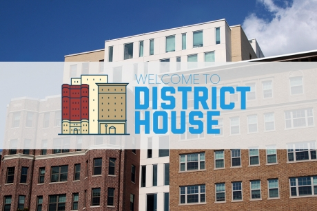 Welcome to District House