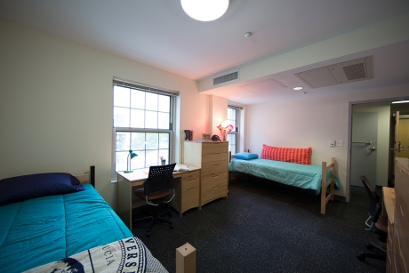 Traditional Rooms: Lafayette Hall, 2-Person Room