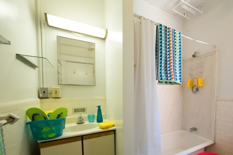 Traditional Rooms: Madison Hall, In-Suite Bathroom