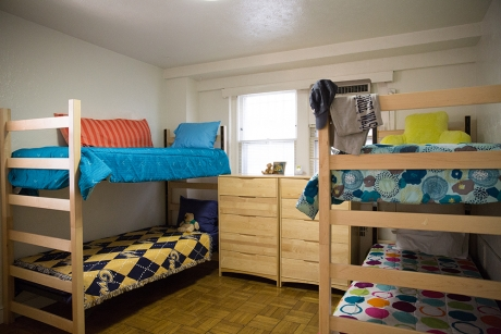 Building Group 1 Studio Apartment: Munson Hall, 4-Person Apartment