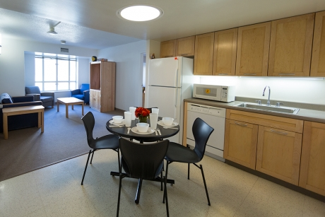 Building Group 3 Apartment: Shenkman Hall, Kitchen