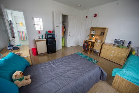 Traditional Rooms: Strong Hall, 2-Person Room