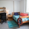 Graduate Housing: Single Studio Apartment