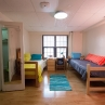 A Thurston Hall 2-person room on the Foggy Bottom Campus
