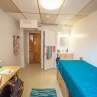 Single Bedroom with Common Bathroom: Mitchell Hall, Bedroom