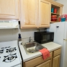 Building Group 1 Studio Apartment: Munson Hall, Kitchen