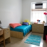 Single Bedroom with Common Bathroom: Strong Hall, Bedroom