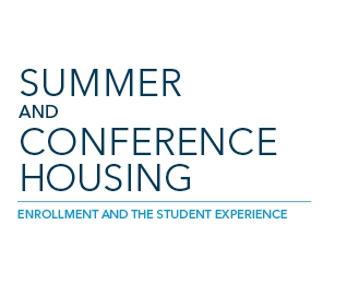 Summer and Conference Housing | Enrollment and the Student Experience