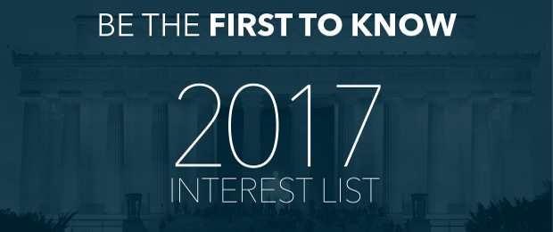 Intern and Conference Housing Interest List