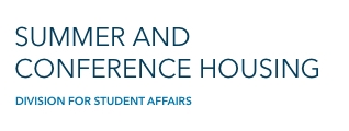 Summer and Conference Housing | Division for Student Affairs